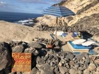 2019 10 22 Wanderung nach Playa Paraiso Aussteigerwohnung