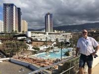 2019 10 22 Wanderung nach Playa Paraiso Hard Rock Hotel