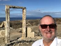 2019 10 22 Wanderung nach Playa Paraiso Hotelruine