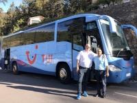 2019 10 23  Ausflug Teide Busfahrer Chicco