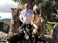 2019 10 23 Ausflug Teide letzter Ureinwohner von Teneriffa