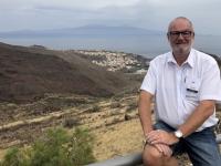 2019 10 25 Ausflug nach La Gomera Blick auf die Hauptstadt
