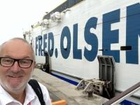 2019 10 25 Ausflug nach La Gomera Fähre Fred Olsen