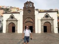 2019 10 25 Ausflug nach La Gomera Kirche in der Hauptstadt