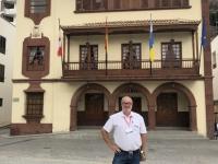 2019 10 25 Ausflug nach La Gomera Rathaus