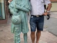 2019 10 25 Ausflug nach La Gomera Statue Christoph Columbus