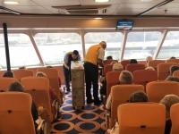 2019 10 25 Ausflug nach La Gomera wir haben VIP_Tickets