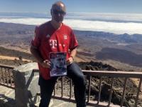 2019 10 23 Teneriffa Teide FC Bayern 2