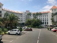 0 2019 10 19 Unser Hotel RIU Arecas von Norden