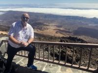 3 2019 10 23 Teneriffa Teide Wolkendecke weit unten