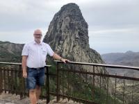 2019 10 25 Spanien Nationalpark Garajonay Kanaren auf Insel La Gomera