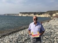 2019 11 10 Kourion mit Steilküste Reisewelt on Tour