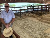 2019 11 10 Kourion wunderschön erhaltene Mosaiken
