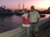 2019 11 08 Abendlicher Besuch in Paphos