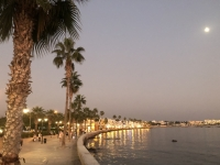2019 11 08 Strandpromenade in Paphos
