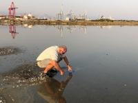 2019 11 09 Limassol Wasserennahme am Salzsee