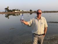 2019 11 09 Limassol erfolgreiche Wasserentnahme