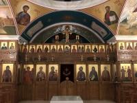2019 11 09 Paphos Kapelle mit wunderschönen Malereien