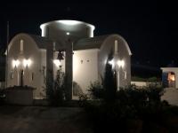 2019 11 09 Paphos neue Kapelle am Ende der Strandpromenade