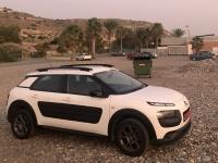 2019 11 09 unser Citroen am Strand von Kourion
