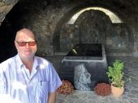 2019 11 11 Berg Throni Grabmal Erzbischof Makarios