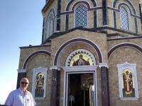 2019 11 11 Berg Throni tolles Denkmal Erzbischof Makarios