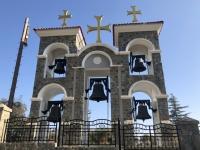 2019 11 11 Glockenturm oberhalb des Kloster Kykkos