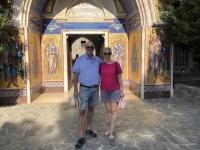2019 11 11 Kloster Kykkos Eingang