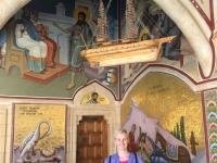 2019 11 11 Kloster Kykkos Super Gemälde und Mosaike