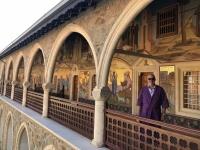 2019 11 11 Kloster Kykkos Wunderschöne Arkade