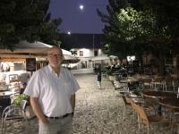 2019 11 11 Wunderschöner Dorfplatz von Omodos