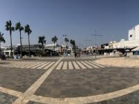 2019 11 09 Ayia Napa Platz bei Strandpromenade