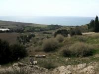 2019 11 10 Kourion Ausgrabungen mit Küstenblick