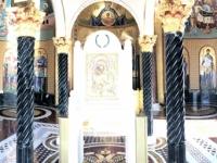 2019 11 11 Berg Throni Denkmal Erzbischof Makarios