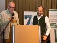 Interview für Kassier Markus Zellinger