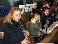 Klarinetten mit Nachwuchs