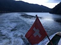 AROSA fährt unter Schweizer Flagge