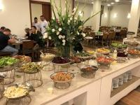 2019 11 24 Jerusalem Hotel C Neve Ilan Abendbuffet