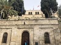 2019 11 25 Österr Hospitz mitten in der Altstadt von Jerusalem