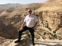 2019 11 25 Wadi Kelt mit Georgskloster
