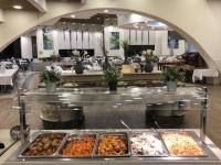 2019 11 27 Hotel Kinar am See Genezareth sehr gutes  Abendbuffet