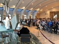 2019 11 27 Magdala Messe in der Kirche