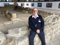 2019 11 27 Magdala am See Genezareth Ausgrabungen