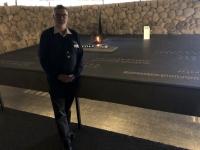 2019 11 27 Yad Vashem KZ Gedenkhalle