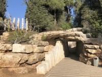 2019 11 27 Yad Vashem Kinder Gedenkstätte aussen