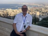 2019 11 28 Haifa Bick auf die drittgrößte Stadt Israels