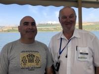 2019 11 29 Bootsfahrt am See Genezareth mit RL Ameed