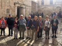 2019 11 25 Grabeskirche Abzählen der Gruppeanzahl