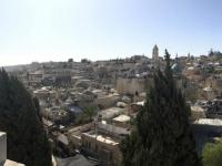 2019 11 27 Jerusalem Blick vom österr Hospitz