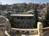 2019 11 27 Jerusalem Blick vom Paulushaus